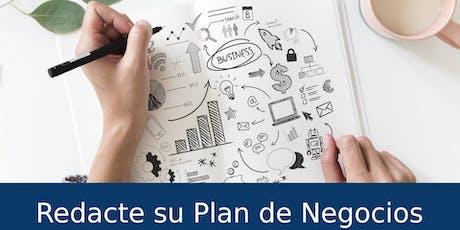 Redacte su plan de negocios para financiamiento (Barranquitas) tickets