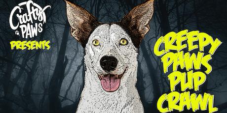 Creepy Paws Pup Crawl tickets