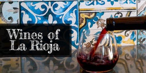 Spanish Riojas