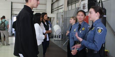 Cadet Program Orientation tickets