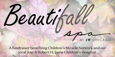 Beautifall | A Children's Miracle Network Fundraiser tickets