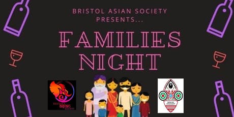 Asoc Families Night | Tuesday 22nd October 2019  tickets