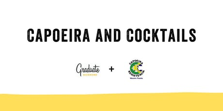 Capoeira and Cocktails tickets