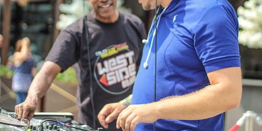 Urban Arts Festival: DJ Classes with Westside Radio