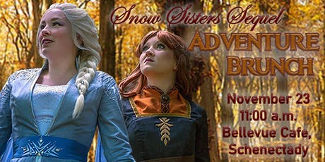 Snow Sisters Sequel Adventure Brunch tickets