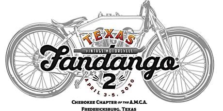 The Texas Fandango tickets