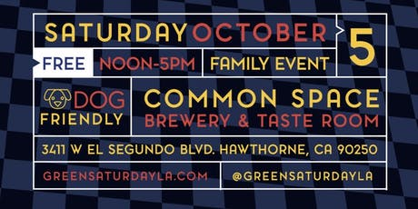 Vegtoberfest at Common Space Brewery tickets