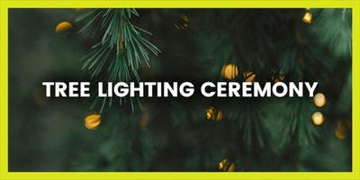 Tree Lighting Ceremony at The Village