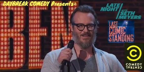 Chapter Fun Comedy Night with Headliner Ben Kronberg (Comedy Central) tickets