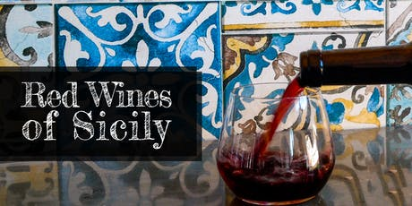 Red Wines of Sicily tickets