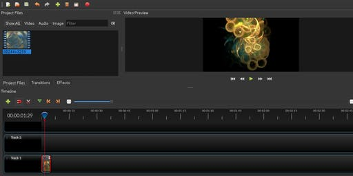 Video Editing with OpenShot (14+, Adults)