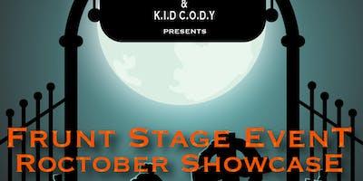 Frunt Stage Rocktober showcase