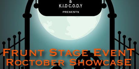 Frunt Stage Rocktober showcase tickets