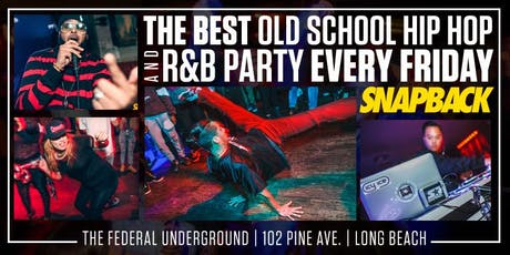 Snapback LBC ft DJ C-Los tickets