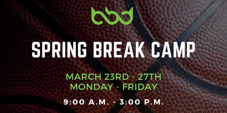 BBD Spring Break Camp tickets