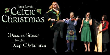 Jamie Laval's Celtic Christmas tickets