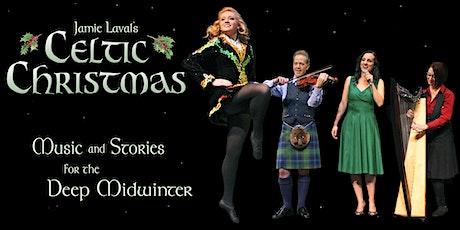Jamie Laval's Celtic Christmas tickets