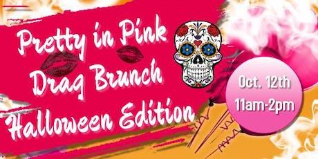 Pretty in Pink Drag Brunch: Halloween Edition tickets