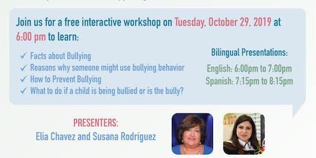 Anti- Bullying Workshop tickets