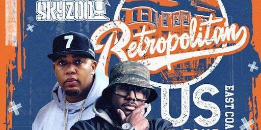 SKYZOO-Retropolitan Tour ft. Elzhi + Landon Wordswell, Philmore Green
