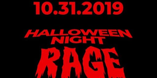 Halloween Night RAGE