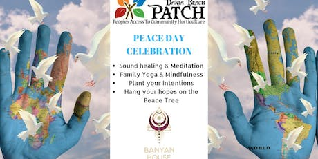 Peace Celebration at the PATCH tickets