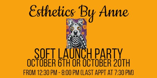 Soft Launch Party