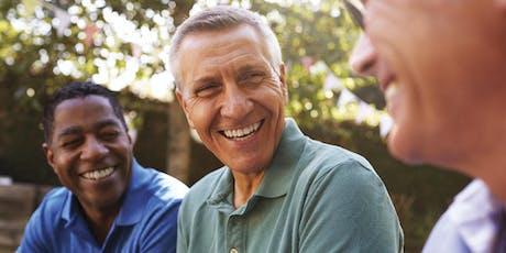 Free Prostate Screening tickets