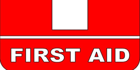 Basic First Aid  tickets