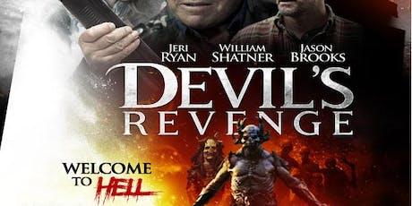 Devil's Revenge (North American Premiere) starring William Shatner tickets