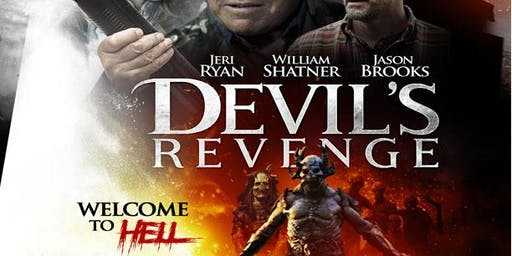 Devil's Revenge (North American Premiere) starring William Shatner