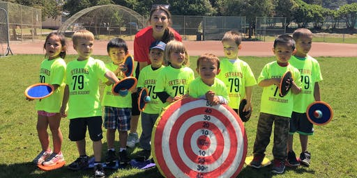 Skyhawks Preschool Baseball