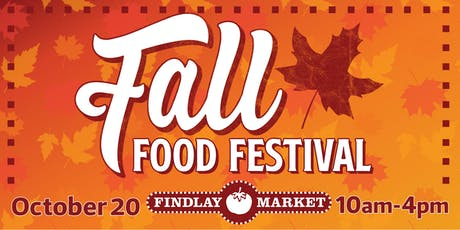 Fall Food Fest 2019 tickets