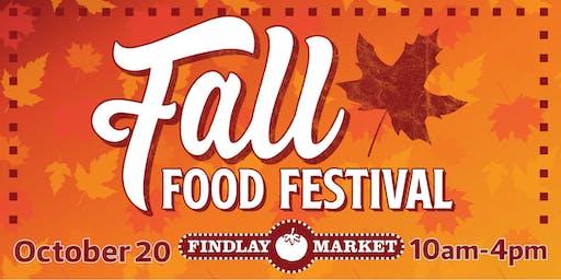 Fall Food Fest 2019