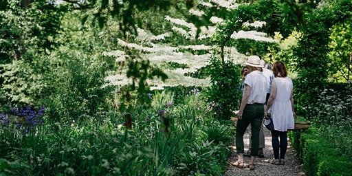 Growthfully Garden Design and Wellbeing Walk - West Green Gardens - 3rd April 2020