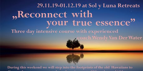 3 Day 'Reconnect with Your True Essence' Wellness Retreat, Spain entradas