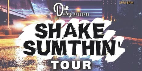SHAKE SUMTHIN TOUR DETROIT tickets