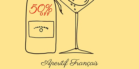 Aperitivo Mondays | 50% off All Food and Drink tickets