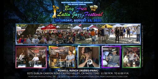 The Second Annual Bay Area Latin Jazz Festival