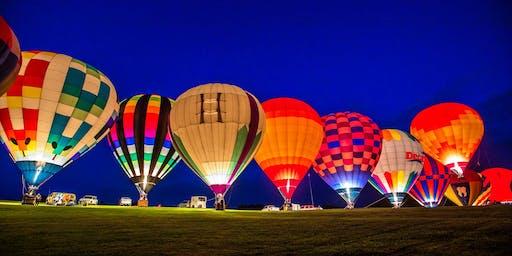 2019 Spring Hill Hot Air Balloon Spooktacular