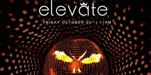 Halloween Frights at Elevate Nightclub NYC 10/25