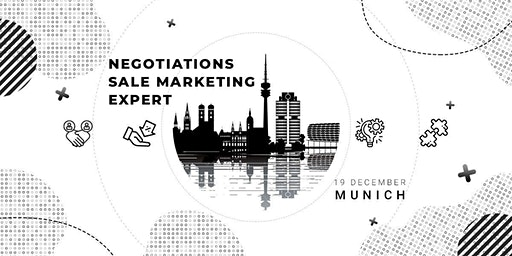 Negotiations Sale Marketing Expert