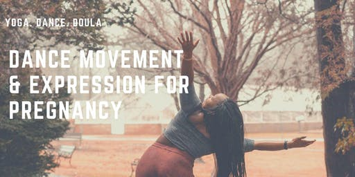 Dance Movement & Expression for Pregnancy (Nov.)