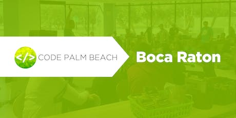 Beginner Coding Course for Kids | Boca Raton tickets