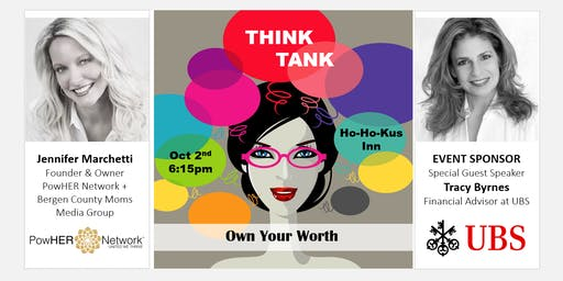 PowHER Network: Think Tank Event | Own Your Worth