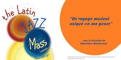 The Latin Jazz Mass - Concert de jazz vocal - un événement A Coeur Joie
