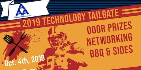 2019 Technology Tailgate in Northwest AR tickets