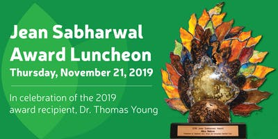 2019 Jean Sabharwal Award Luncheon- Bluegrass Families First
