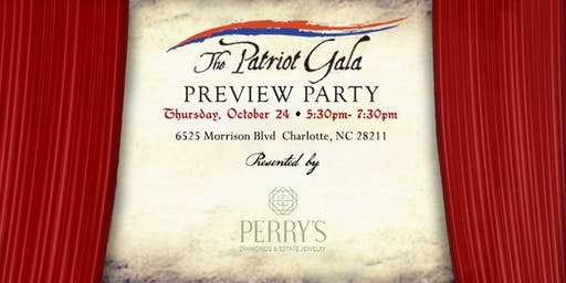Perry's Live Auction Preview Party