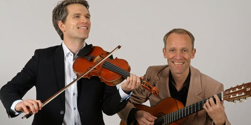 In Concert - Mads Tolling and Jacob Fischer. The Danish-American Songbook